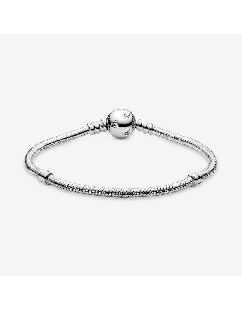 Pandora Jewelry Disney Sparkling Mickey Bracelet