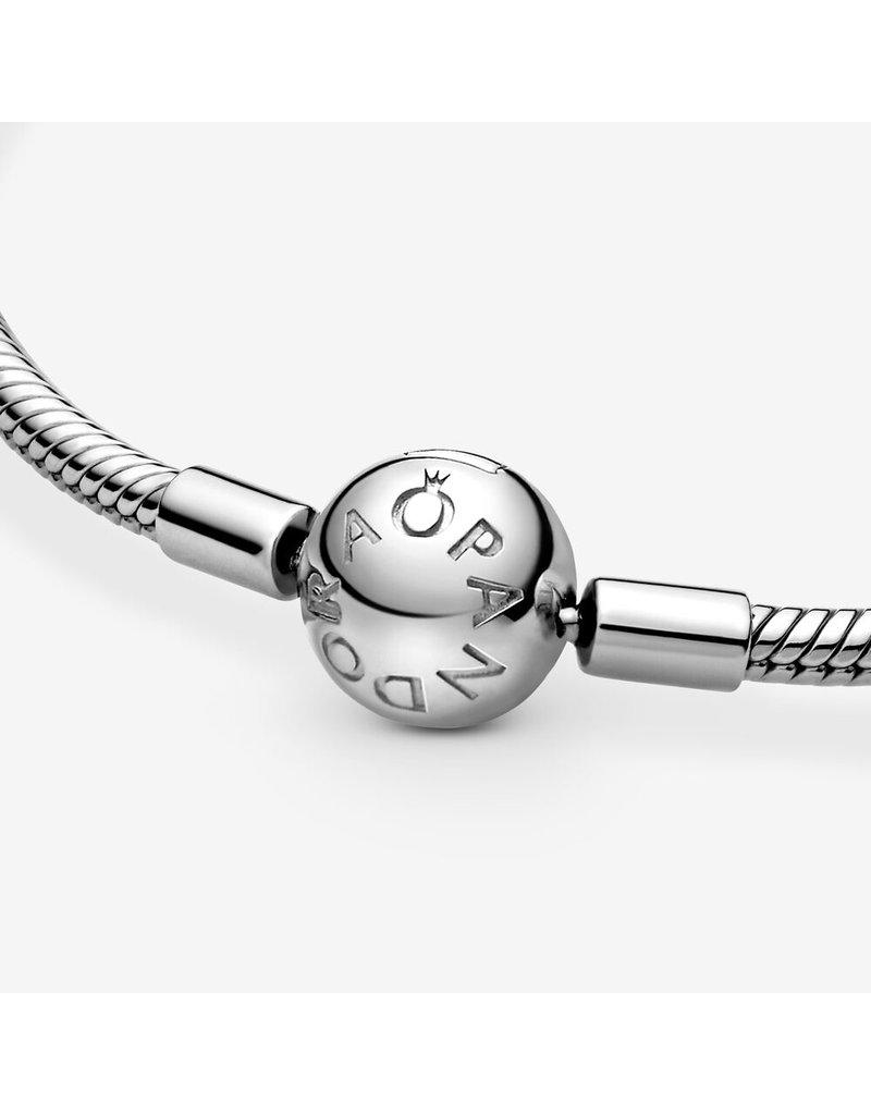 Pandora Jewelry Signature Smooth Clasp Bracelet