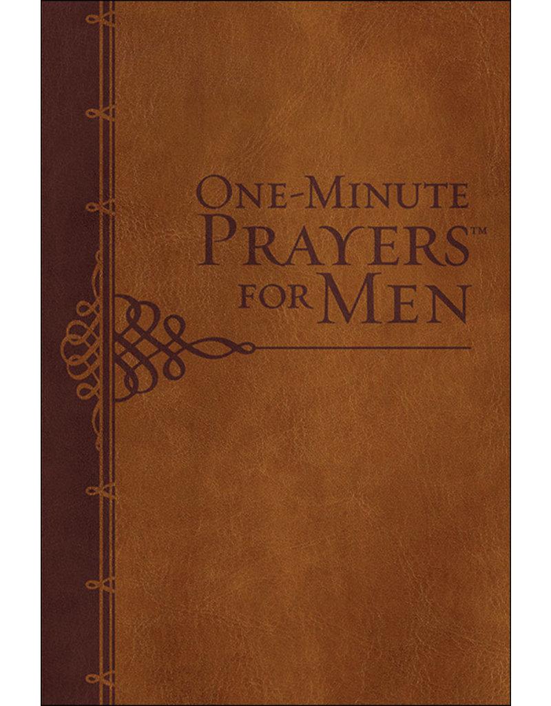 Harvest House One-Minute Prayers For Men