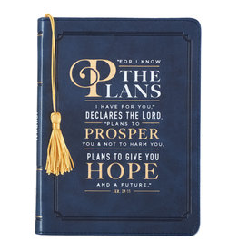Christian Art Gifts Journal For I Know The Plans I Have For You