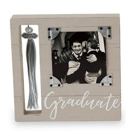 Mud Pie Graduate Tassel Frame