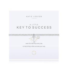 Katie Loxton A Little Key To Success Bracelet
