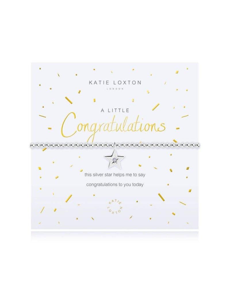Katie Loxton A Little Congratulations Bracelet