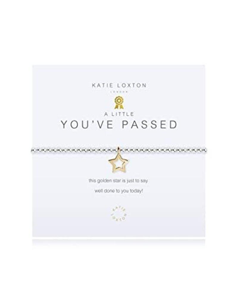 Katie Loxton A Little You've Passed Bracelet