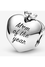 Pandora Jewelry Mom of the Year Heart Charm