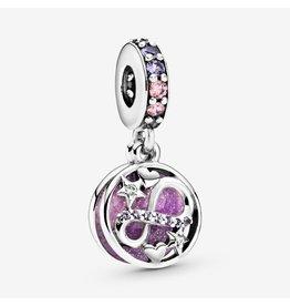 Pandora Jewelry Glittering Infinity Hearts & Stars Dangle Charm