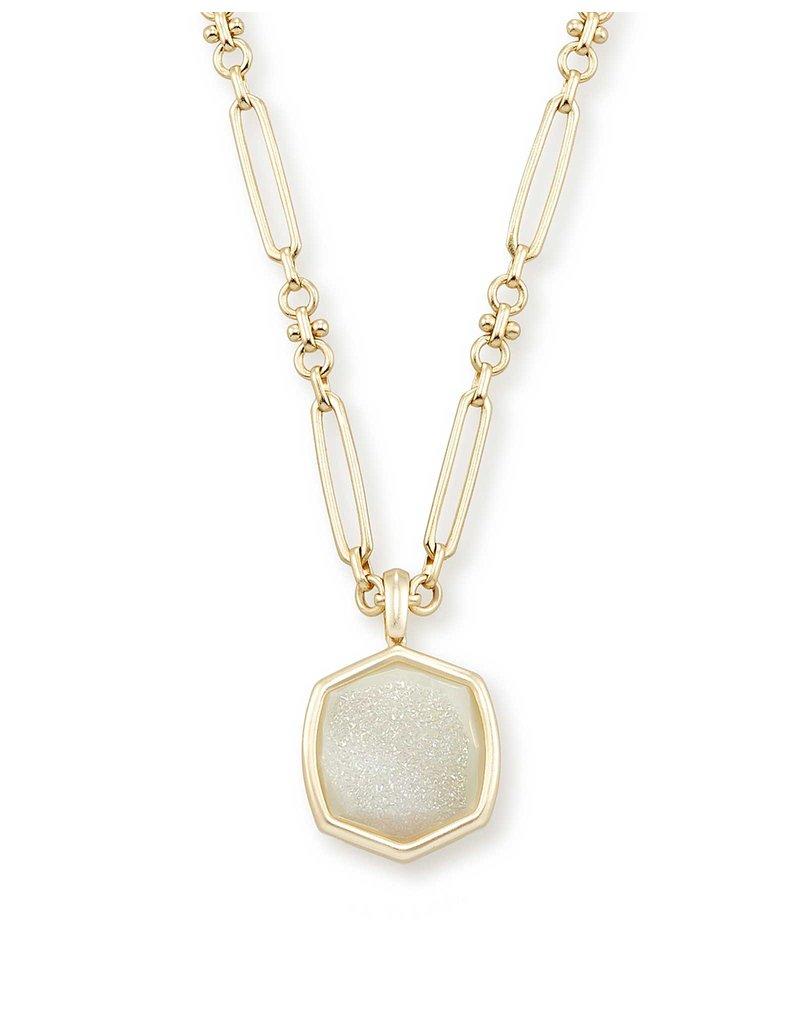 Kendra Scott Davis Short Pendant Necklace