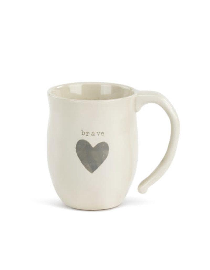 Brave Heart Mug