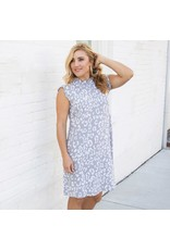 Mary Square Michelle Dress