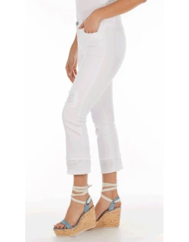 French Dressing Jeans Olivia Slight Flare Crop