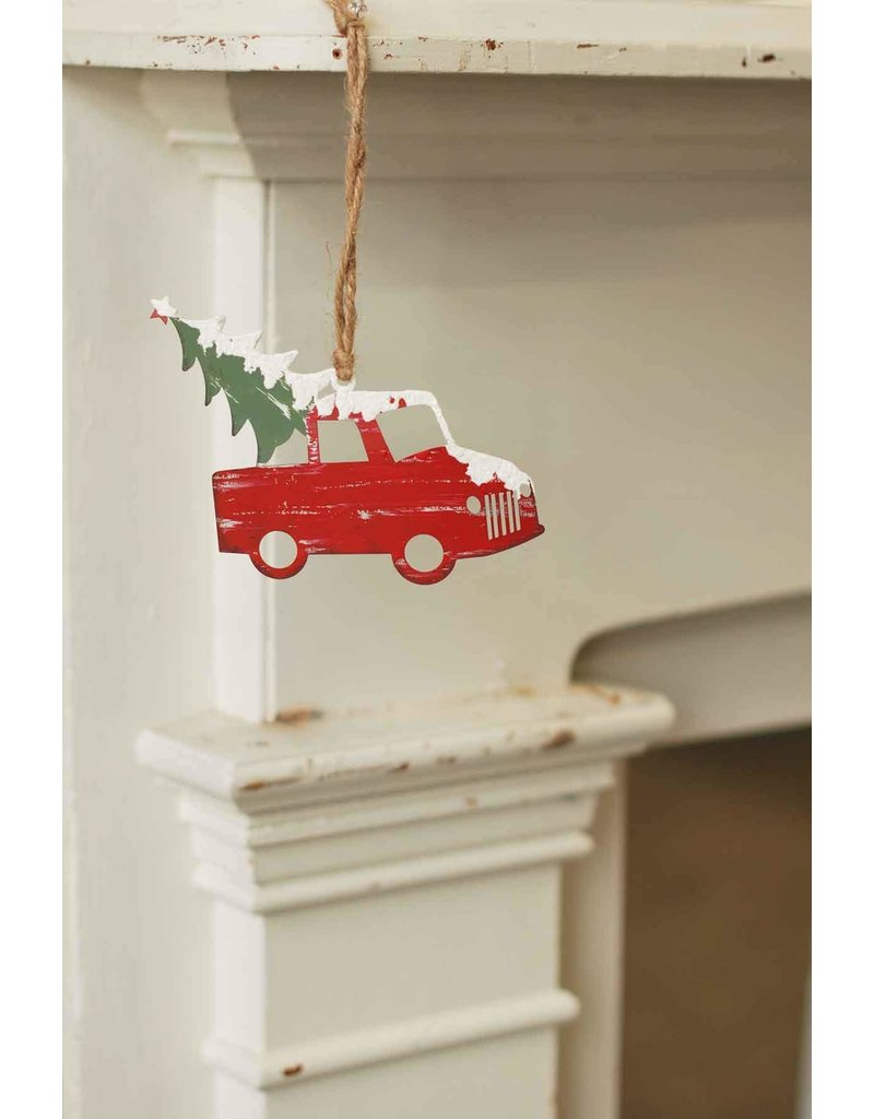 Traveling Tree Ornament