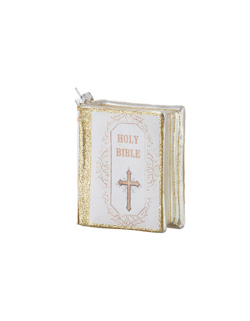 Holy Bible Ornament