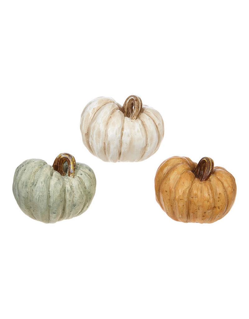4.25in Resin Pumpkin