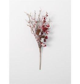 Snow Berry Twig Pick
