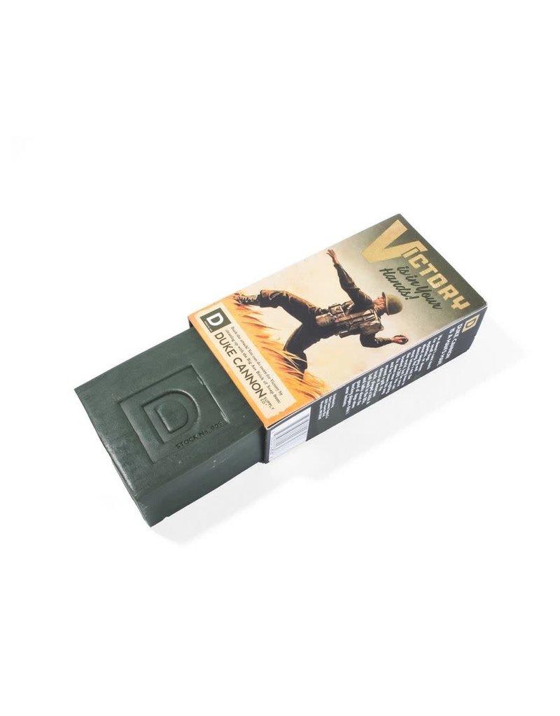 Duke Cannon Supply Brick Of Soap: Limited Edition WW2 Era Smells Like Victory