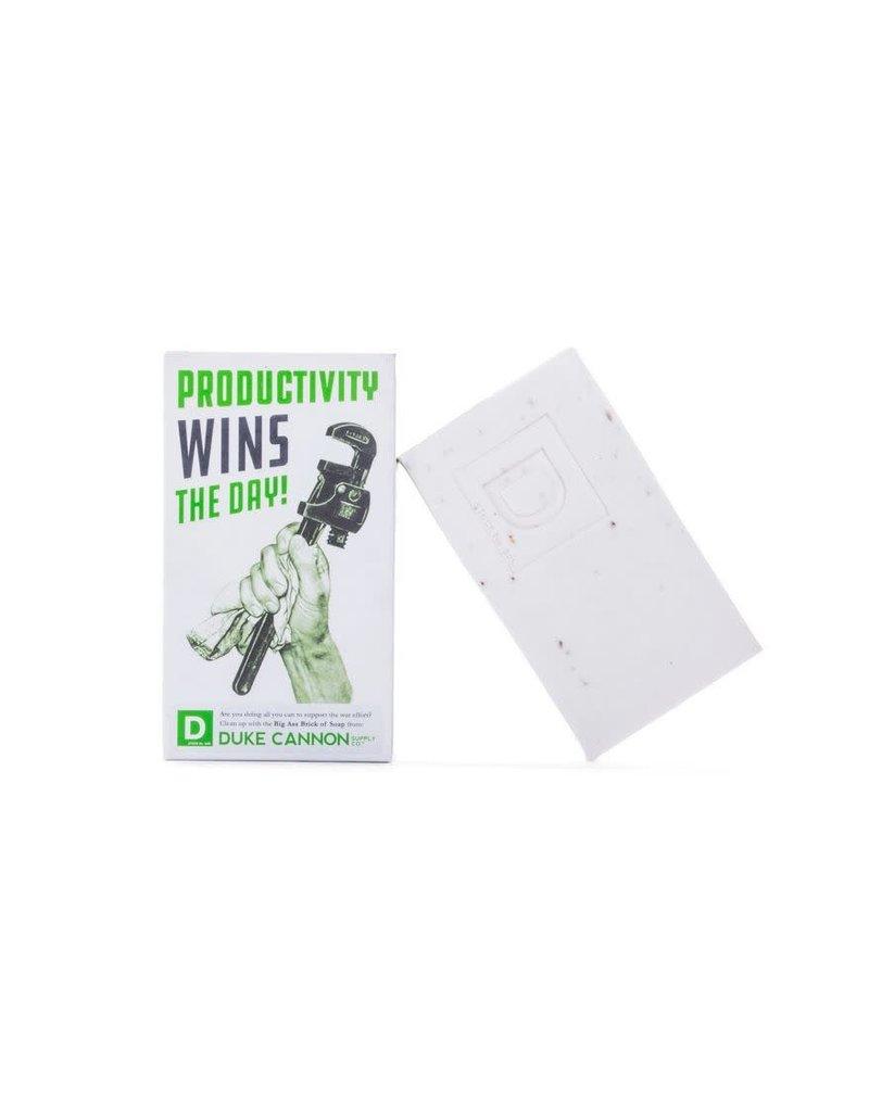 Duke Cannon Supply Brick Of Soap: Limited Edition WW2 Era Smells Like  Productivity