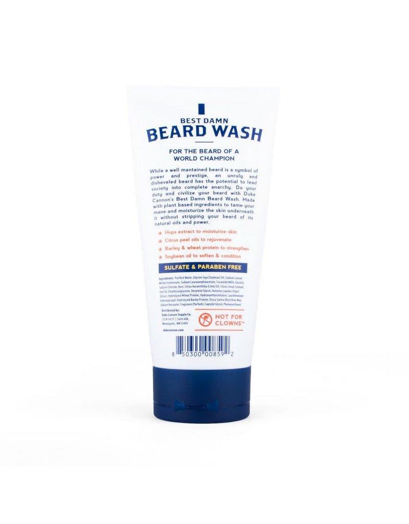 Duke Cannon Supply Best Damn Beard Wash