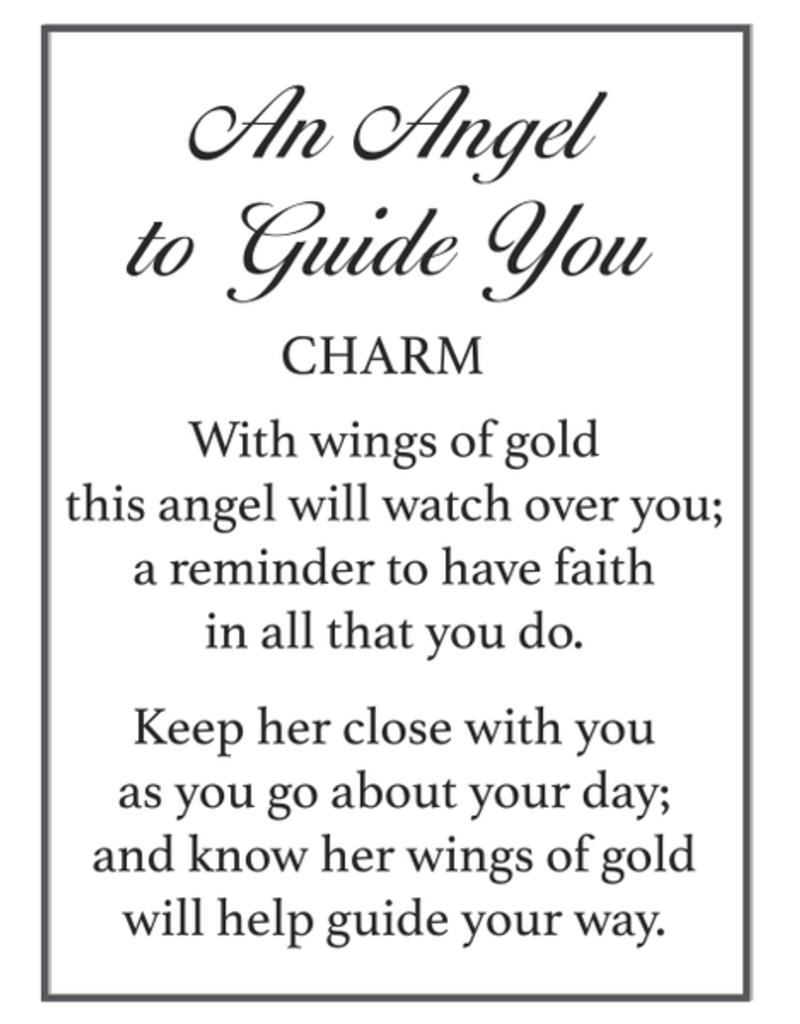 An Angel To Guide You Token, Assorted