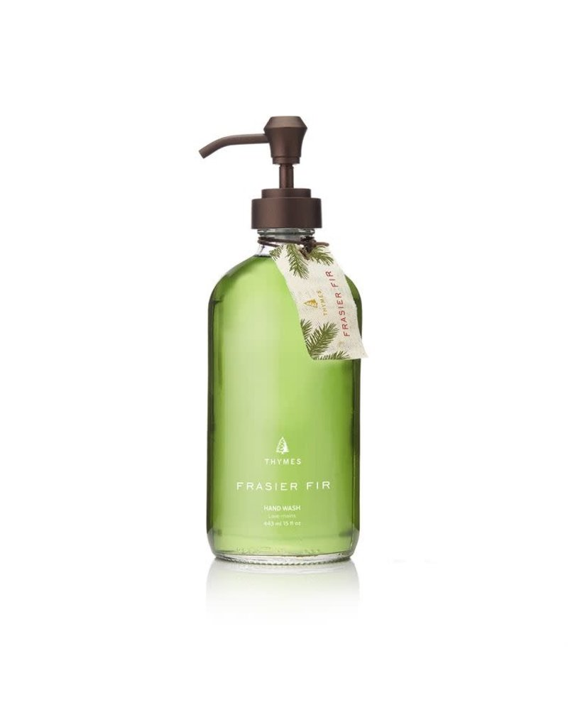 The Thymes Frasier Fir Hand Wash Large