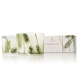 The Thymes Frasier Fir Poured Candle Set