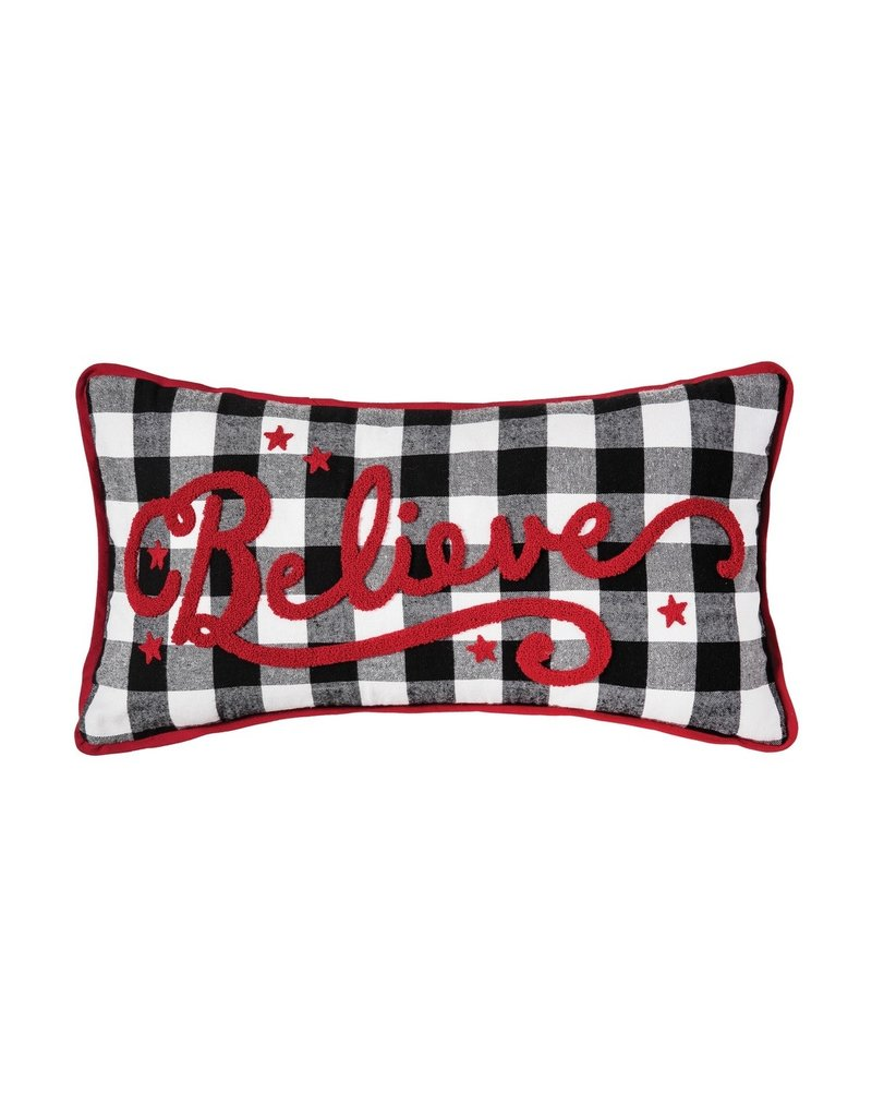 Franklin Farm Believe Pillow