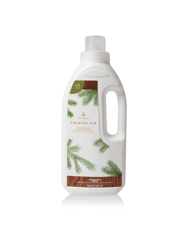 The Thymes Frasier Fir Concentrated Laundry Detergent