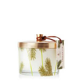 The Thymes Frasier Fir Heritage Pine Needle Candle