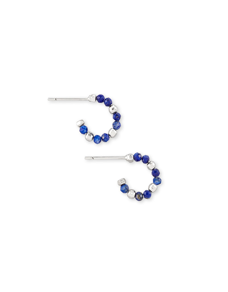 Kendra Scott Scarlet Huggie Earrings