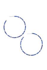Kendra Scott Scarlet Hoop Earrings
