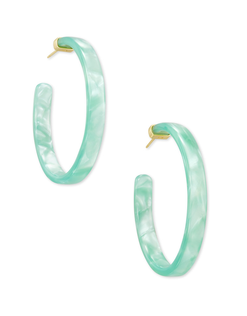 Kendra Scott Small Kash Earrings