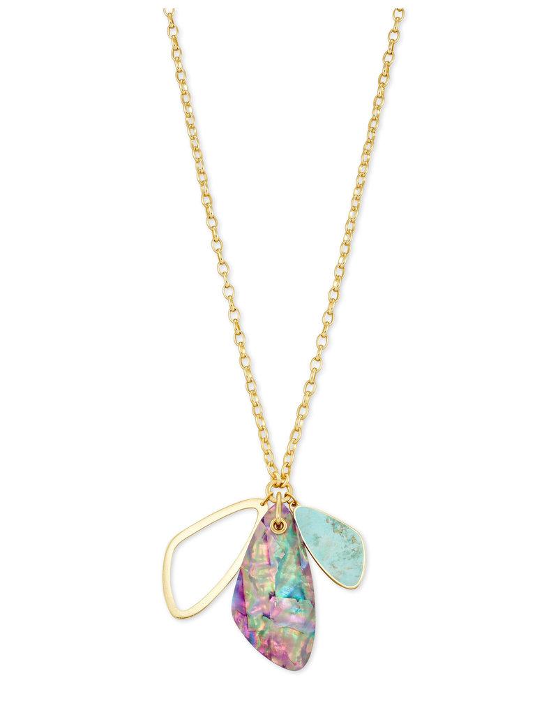 Kendra Scott Mckenna Charm Necklace