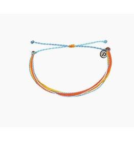Pura Vida Bright Original Bracelet, Citrus Surfline