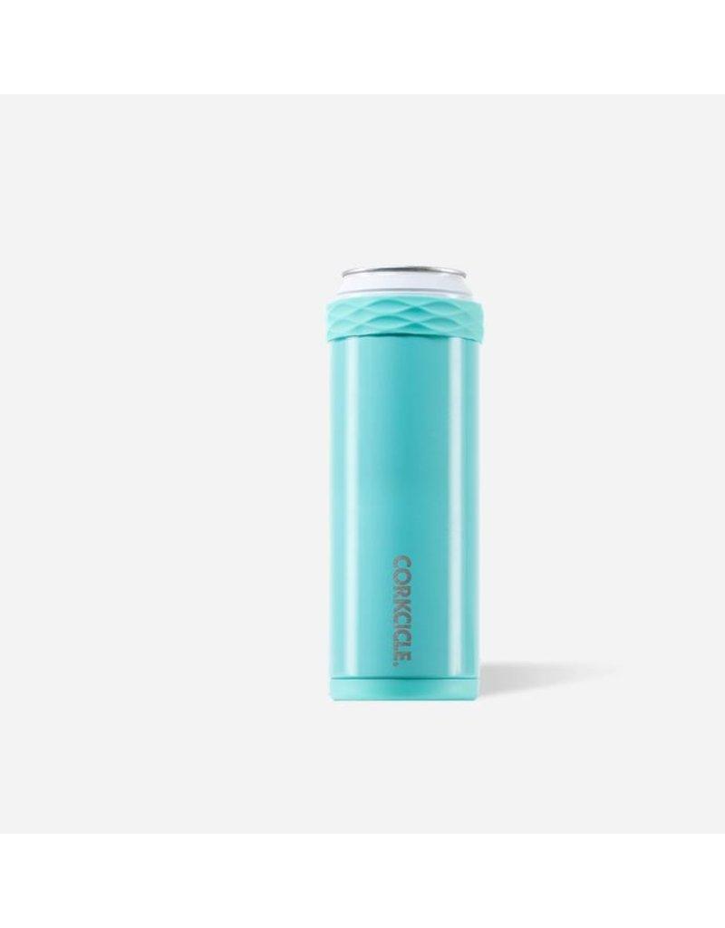 Corkcicle Slim Arctican - Turquoise