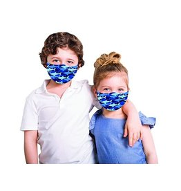 Snoozies Kids Face Mask With Filter (More Colors)