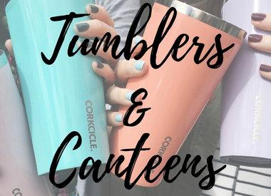 Tumblers & Canteens