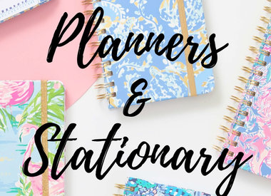 Planners & Stationary