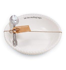 Mud Pie Stuffing Bowl Set