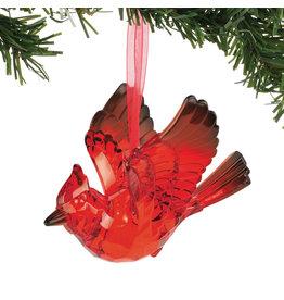 Enesco Acrylic Cardinal Ornament