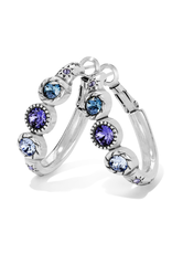 Brighton Halo Trio Hoop Earrings