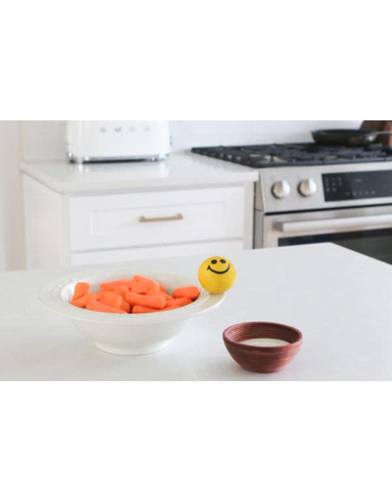 Nora Fleming, LLC Happy Place (Smile Face) Mini