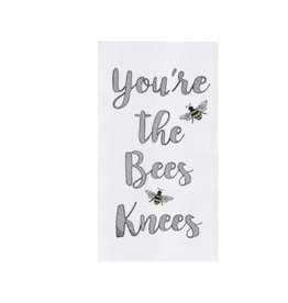 You're The Bees Knees Kitchen Towel
