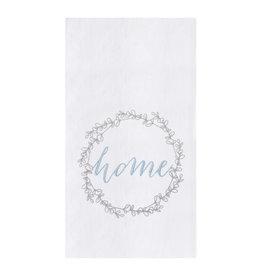 Home Wreath Kitchen Towel