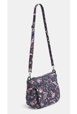 Vera Bradley Carson Shoulder Bag, Felicity Paisley