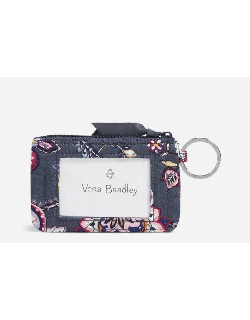 Vera Bradley Zip ID Case, Felicity Paisley