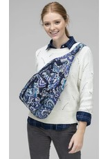 Vera Bradley Sling Backpack, Felicity Paisley