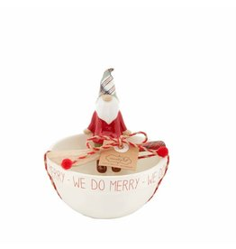 Mud Pie Merry Gnome Dip Cup Set