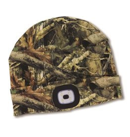 Camo Night Scout Hat
