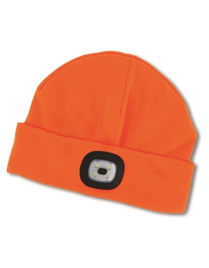 Orange Night Scout Hat