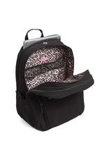 Vera Bradley Iconic XL Campus Backpack, Classic Black