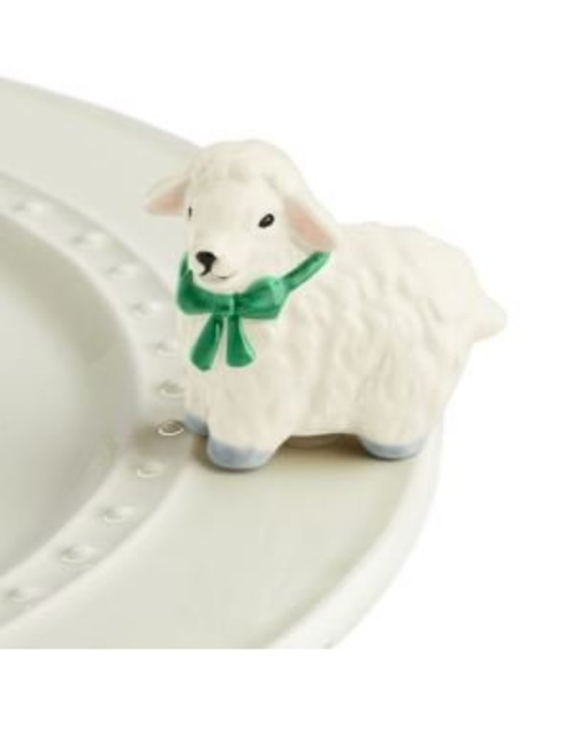Nora Fleming, LLC Lamb Mini